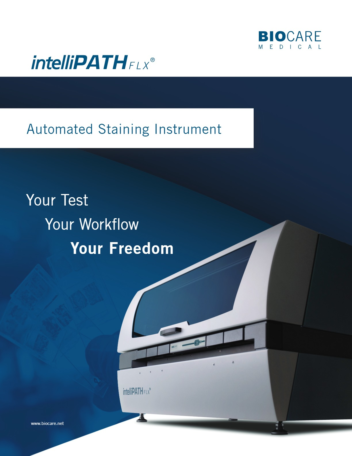 Automated Staining Instrument