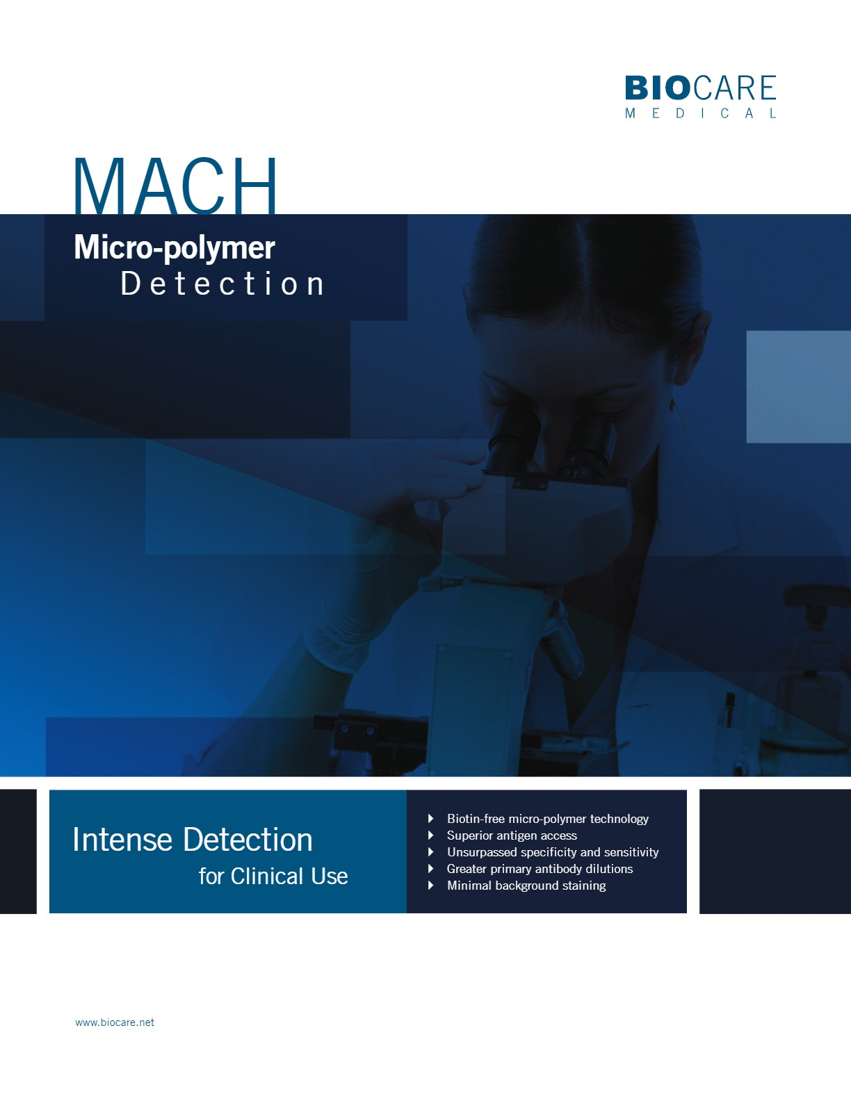 MACH Micro-polymer Detection